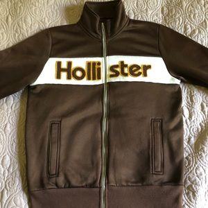 Vintage Hollister Brown Winners Choice Jacket